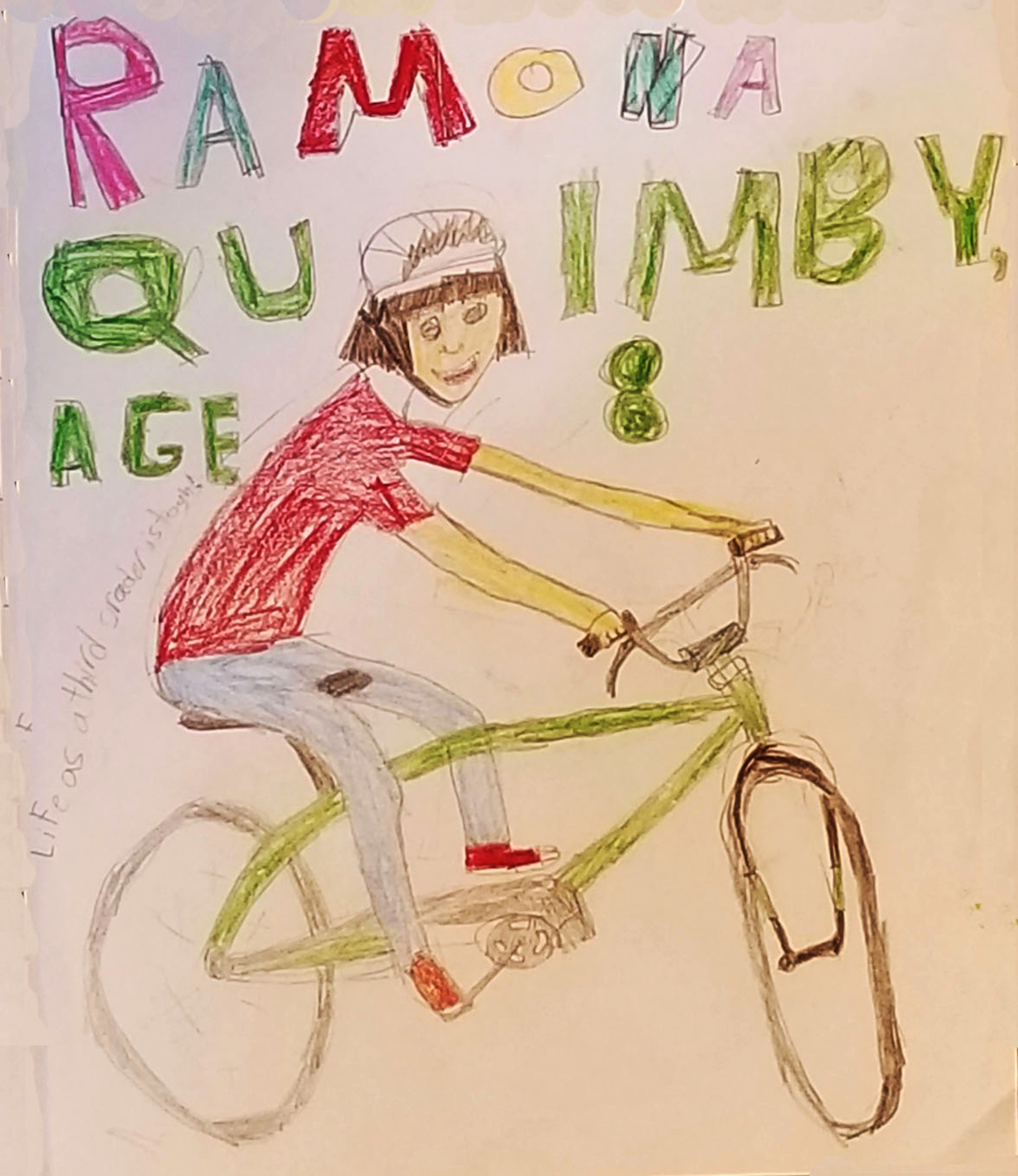 8ascn Talullah Downey Ramona Quimby Age 8 Friends