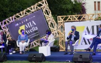 Ieri, 24 giugno 2021, Inaugurazione del MIA di Avella; risorge l'Antiquarium spazio fisico di valorizzazione del passato e strumento per riconquistare il futuro.