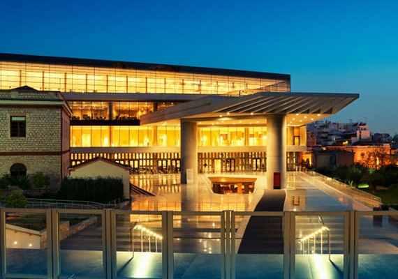 Top 5 Athenian museums