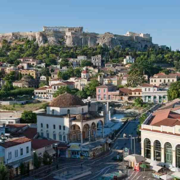 ottoman heritage of Athens tour