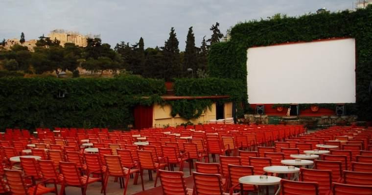 Best open air cinemas in Athens