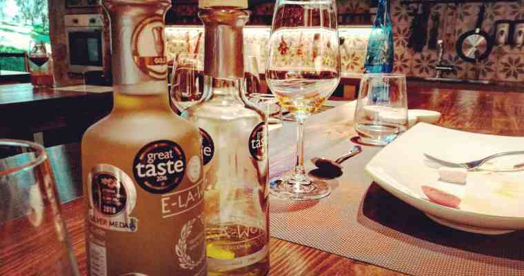 Olive oil seminar and wine tasting experience