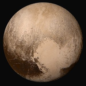 Pluton, 14/07/2015 Par la NASA