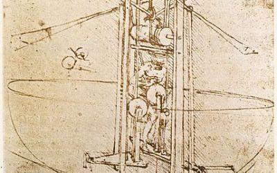 Pourquoi la machine volante de Léonard de Vinci n'a pas fonctionné ?