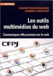 couverture du livre les outils multimedias du web