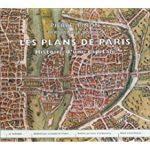 couverture du livre : Les plans de Paris