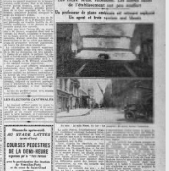 Afin d'étayer une étude je cherche les causes de l'incendie de la salle Pleyel en 1928 peu après son inauguration…