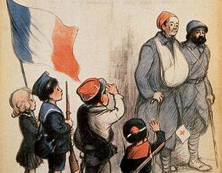 Existe-t-il des livres sur «les enfants et, (ou dans) la guerre en France, sur le plan historique» ?