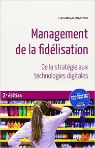 couverture du livre Management de la fidélisation