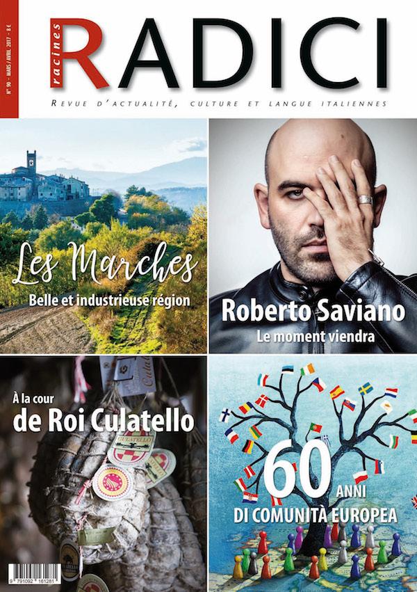 me conseiller un magazine italien