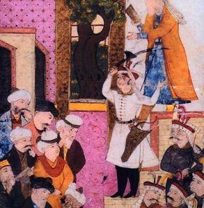 La déclaration du chiisme comme religion d'état en Iran