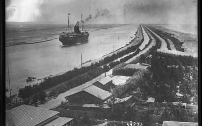 Je recherche des films qui placent le canal de Suez et la région du canal dans une position significative voir centrale…