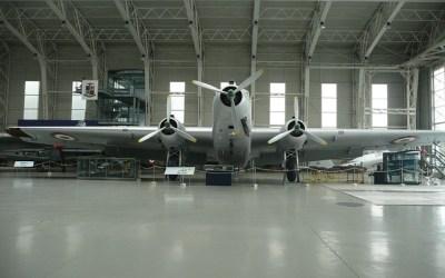 Nous avons dans le Cambresis un ancien hangar d'aviation construit par les allemands durant la dernière guerre