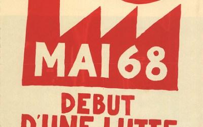 Je souhaite savoir si il existe un centre de ressources sur les événements de Mai 68 ?