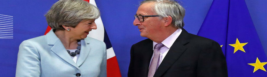 brexit theresa may make 11th hour plea eu27 leaders trade 2