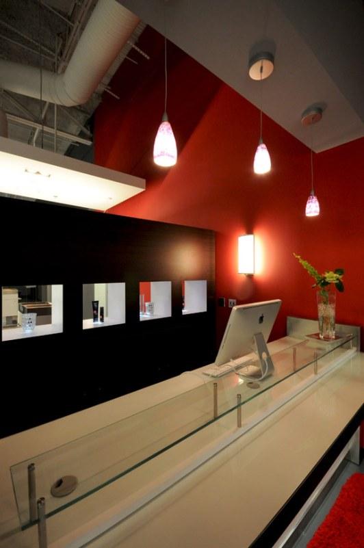 Paul Mitchell Academy | Salon Design Help | Salon Furniture