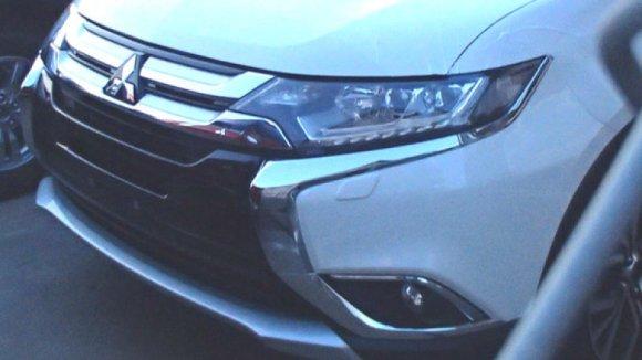 2016-Mitsubishi-Outlander-Nose