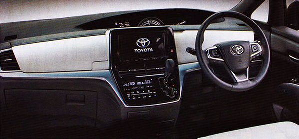 New-leaks-reveal-the-interior-of-the-2017-Toyota-Previa