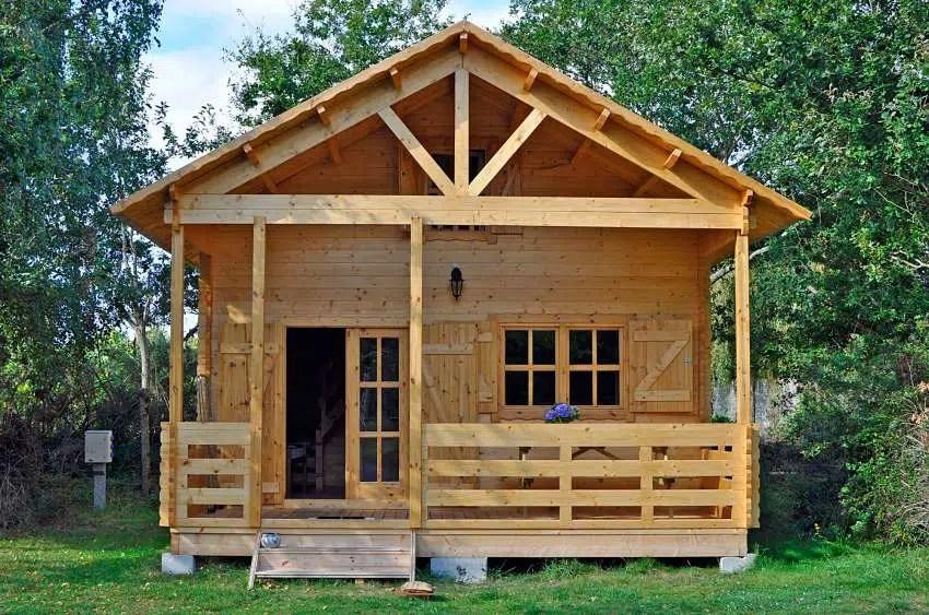 mezzanine bois massif habitable