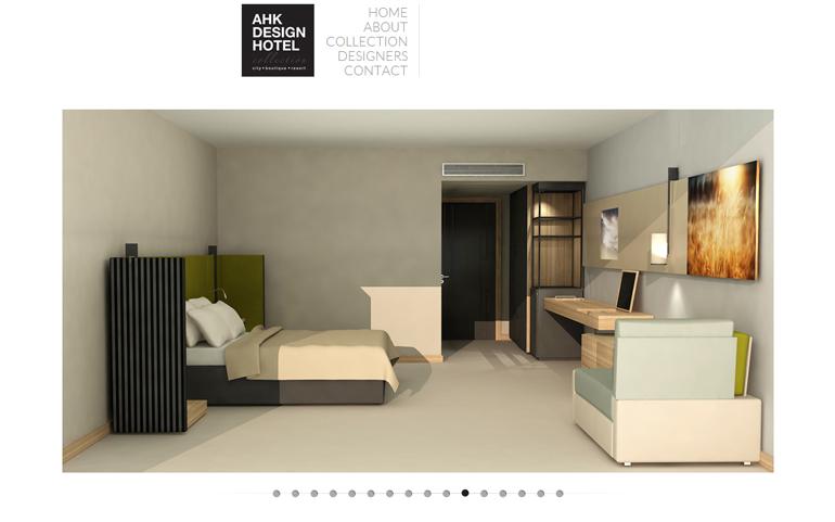 AHK Design Hotels