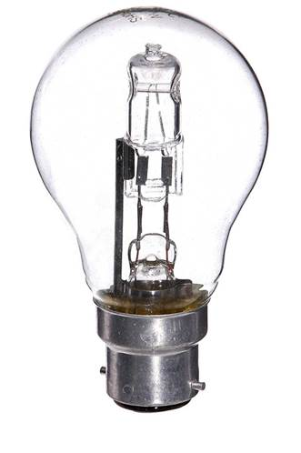 ampoule standard eco halogene b22