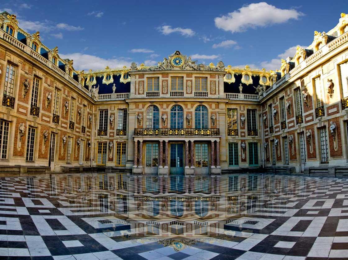 A la découverte du Château de Versailles !