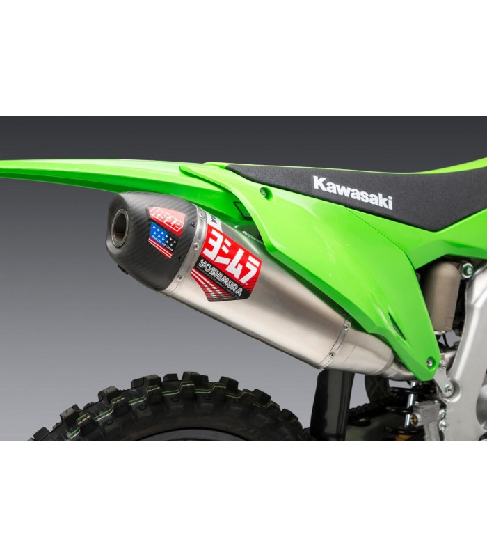 kx250f 21 rs 12 stainless full exhaust