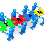 Working together -the strength of numbers