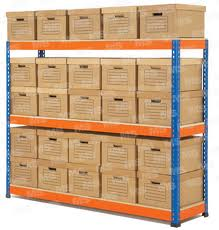 achieve storage racks available