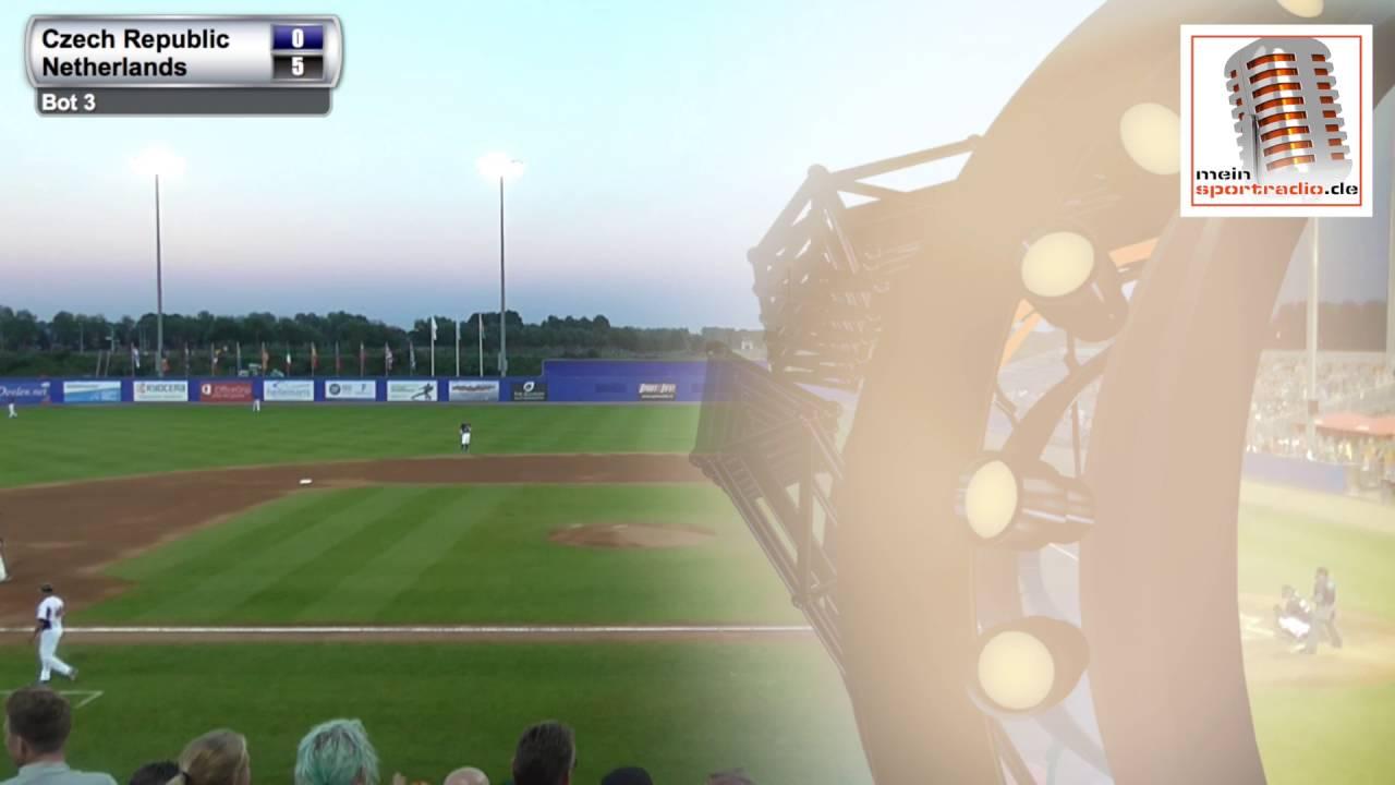 Kalian Sams hits three home runs   München-Haar Disciples