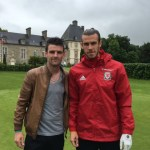 Gareth Bale Les Ormes