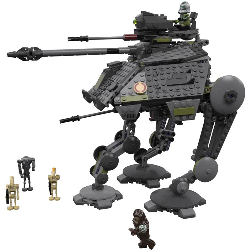 2014 LEGO Star Wars AT-AP