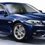 BMW 30 years for the 5 Series