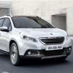 Peugeot 2008 New Top Crossover