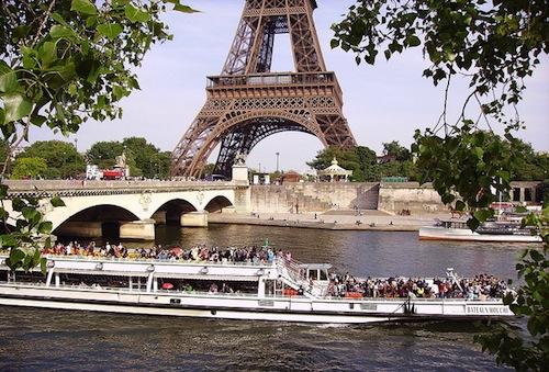 Paris Boat Tour