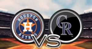 30.5. vs Astros