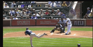 Tulo RBI Double vs Padres