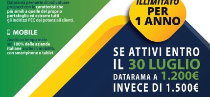 Market Intelligence: DATARAMA in promos until 30 July 2019