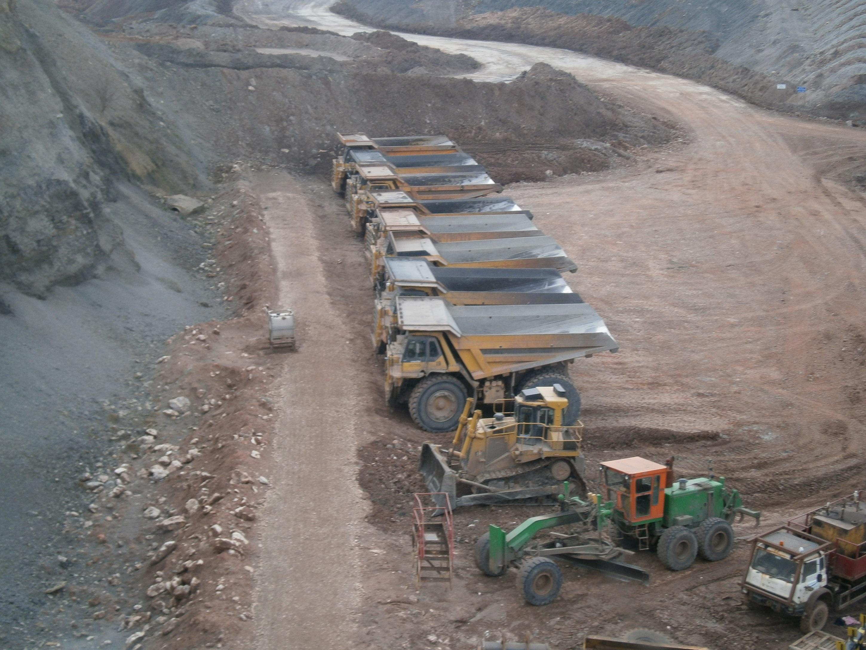 Bantycock Quarry Equipment