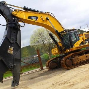Caterpillar 385c Excavator