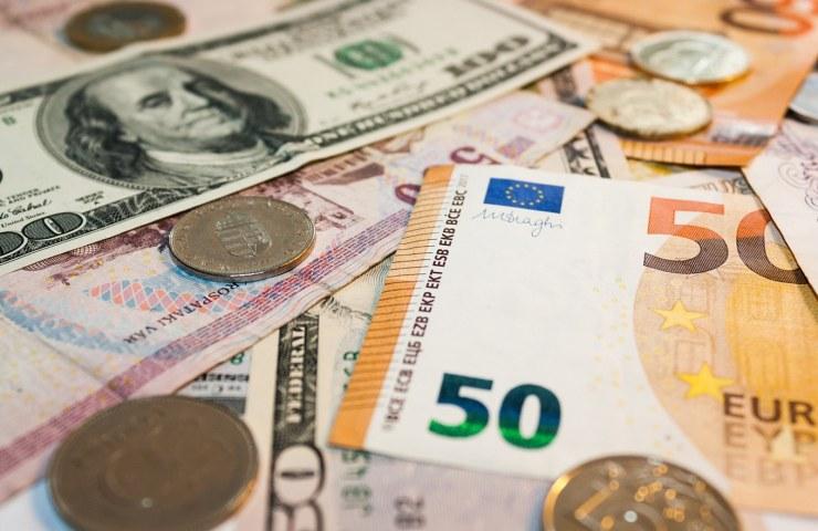 comprar dólar e euro