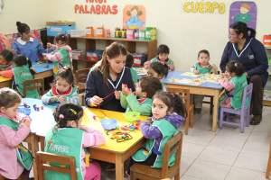 Educação infantil na Espanha