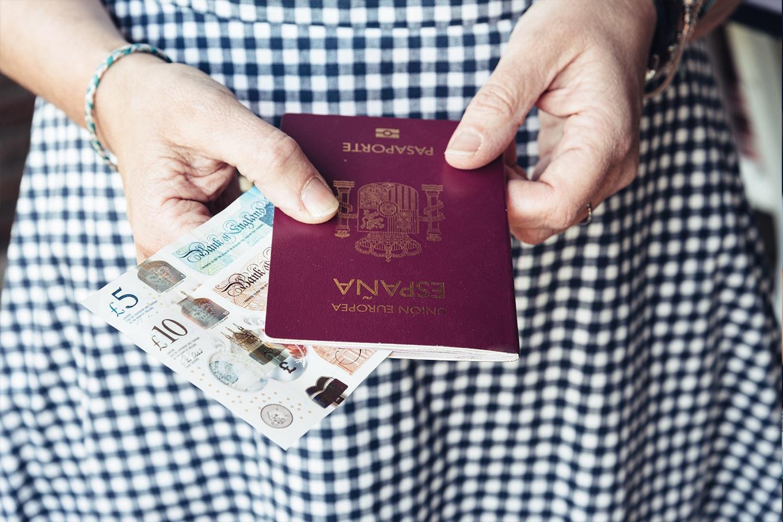 Nacionalidade por tempo de residência na Espanha