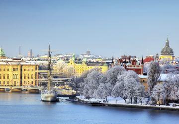clima da Suécia