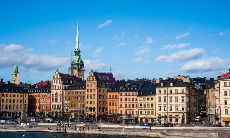Crise imobiliária da Suécia