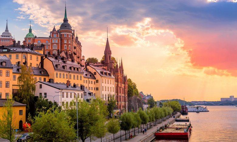 Morar na Suécia