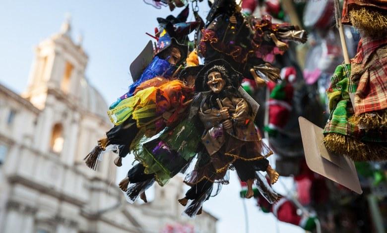 Tradições da cultura italiana