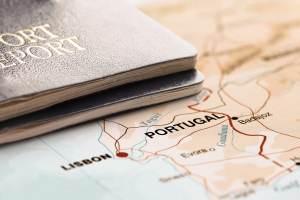 morar em portugal com cidadania europeia