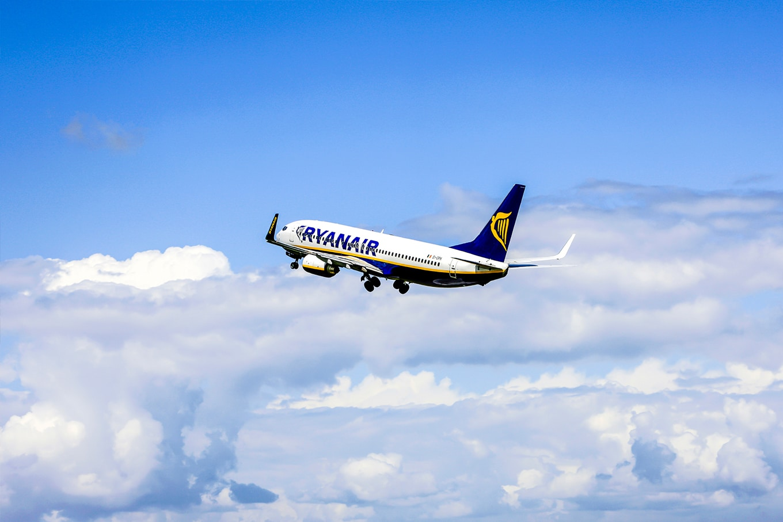 Viajar de Ryanair