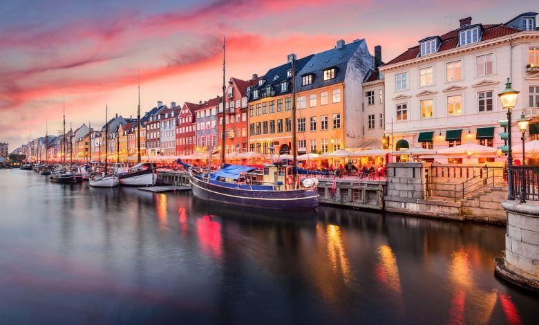 tudo sobre a Dinamarca